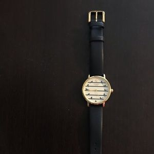 Navy kate spade bird watch